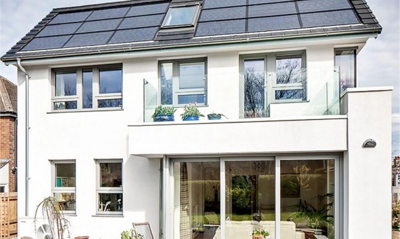 Сонячні панелі для дачі