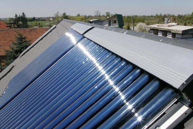 сонячні колектори рівне