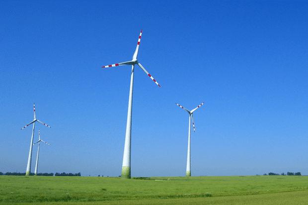 Потужні вітрогенератори