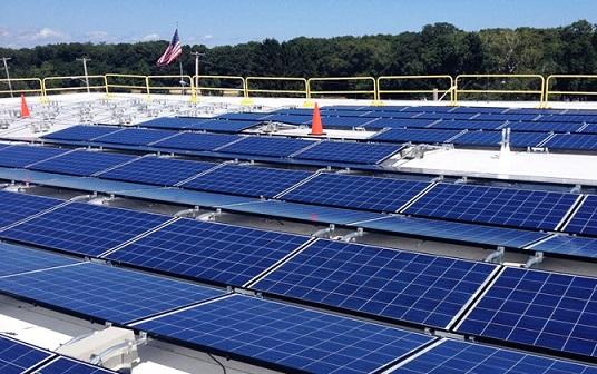 Система кріплення сонячних панелей