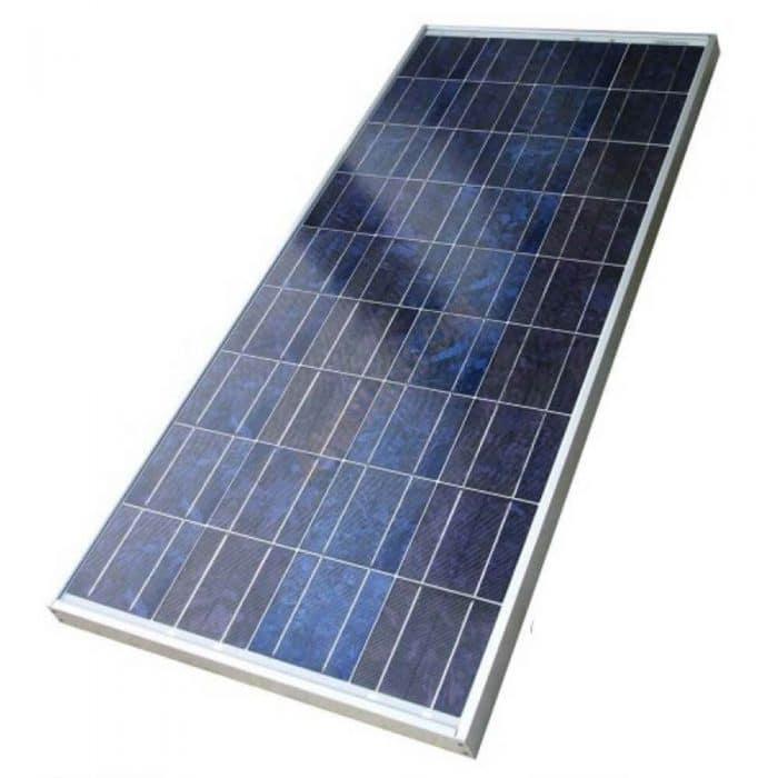 Полікристалічні сонячні панелі у Рівному