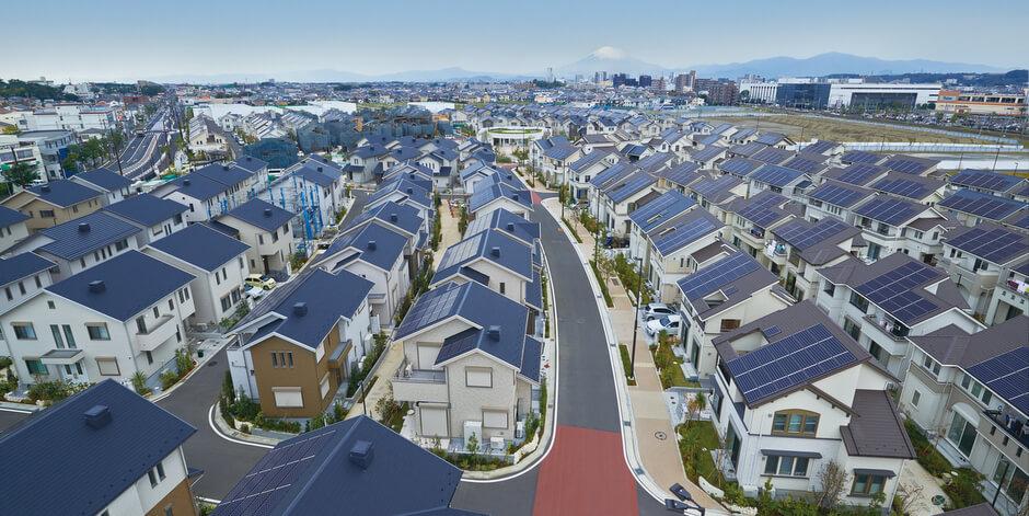 Фуджітсава - повністю автономне місто в Японії