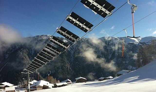 Швейцарія проведе кампанію з розвитку ВДЕ у формі всенародних ігор і спортивних змагань
