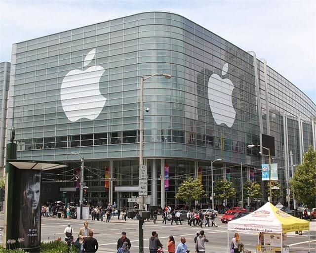 Будівля компанії Apple