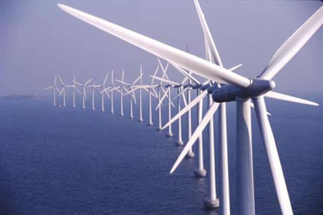 В Америці будують перший офшорний вітровий парк