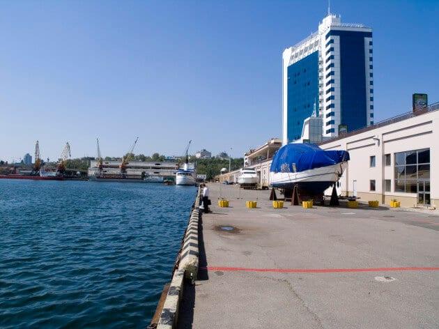 Одеський морський порт