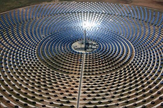 Марокко збільшує енергетичні потужності засновані на відновлюваних джерелах енергії