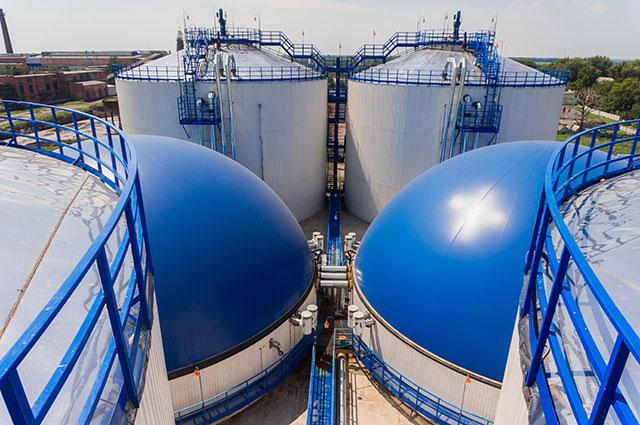 Полтавський цукровий завод виробляє біогаз