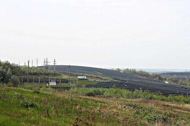 На Закарпатті працює найбільша у Західній Україні сонячна електростанція