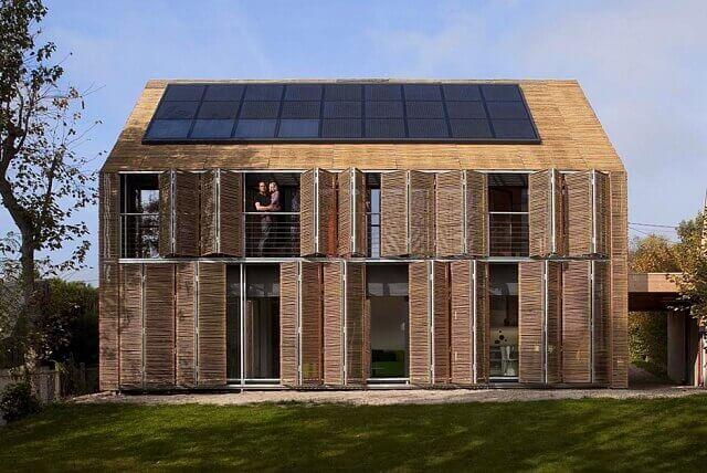 Пасивні будинки - це стильно, комфортно та надзвичайно економно.