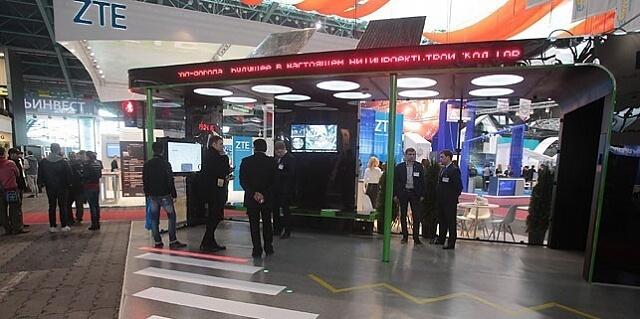 У Гомелі (Білорусь) з'явиться інтерактивна автобусна зупинка на сонячних батареях