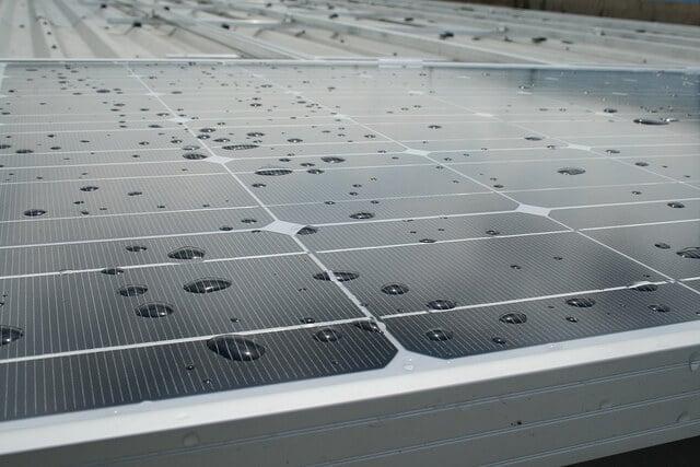 Інноваційні графенові сонячні панелі