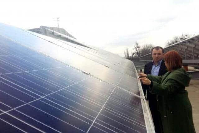 На Харківщині збудують сонячні електростанції