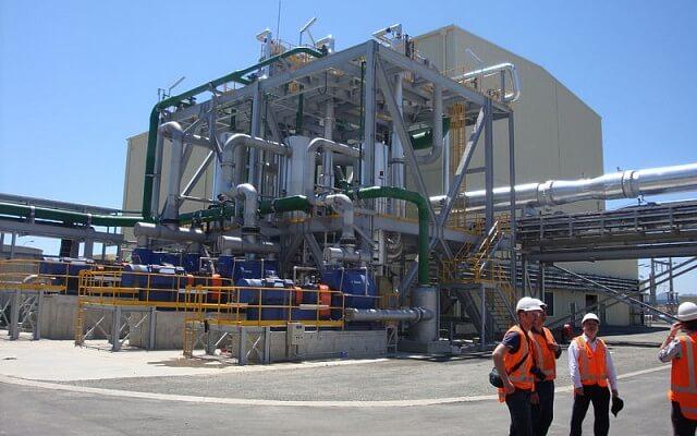 У США запустили електростанцію, що працює відразу на трьох ВДЕ