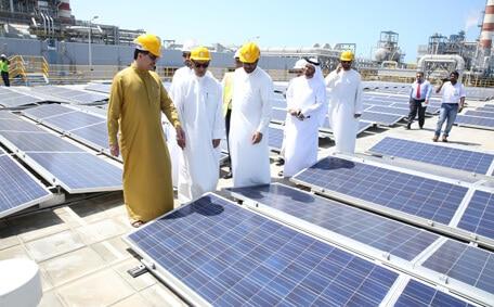В Дубаї встановили рекордну кількість сонячних панелей на будинок