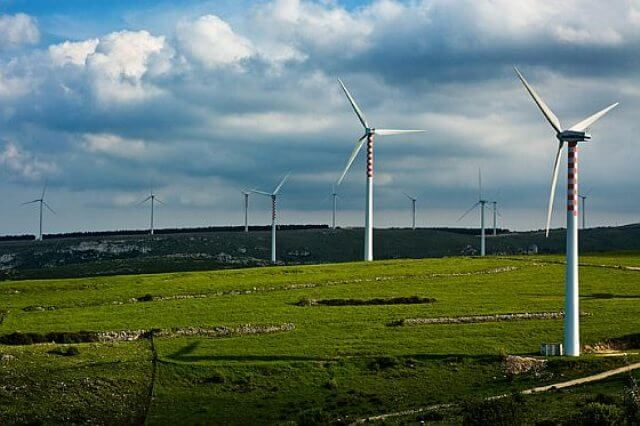 Два німецьких регіони виробляють 100% електроенергії з ВДЕ