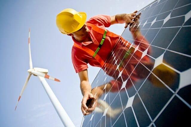 Facebook, Microsoft та ще 60 компаній розвиватимуть «зелену» енергетику в США