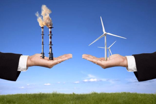 Найкрупніші нафтогазові копанії вкладають мільярди в «зелені» технології