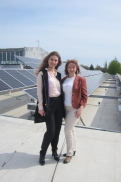 Як харків'янки-підприємниці заробляють на сонячній електростанції