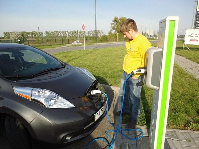 З Києва до ЄС на електромобілі: дорожній звіт