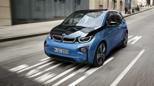 З липня цього року запас ходу BMW i3 збільшиться на 50%