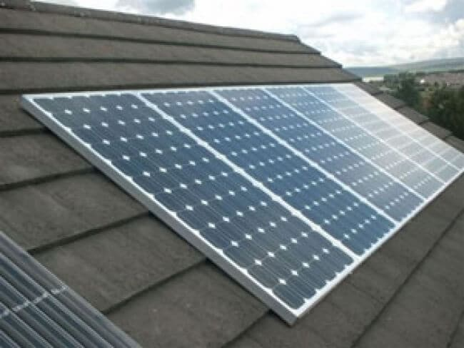 У двох селах Прикарпаття встановили сонячні батареї