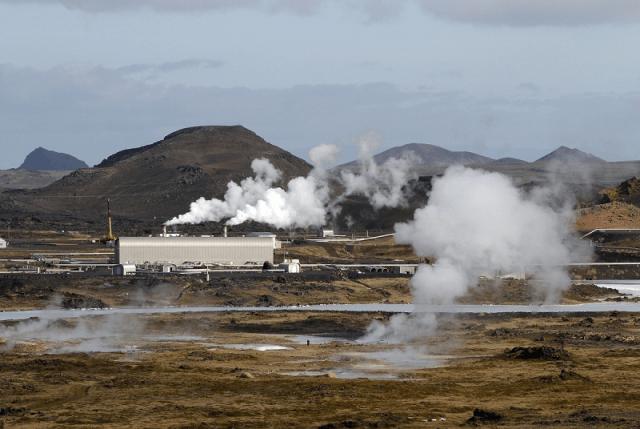 В Ісландії пробурять 5-кілометрову свердловину для геотермальної станції