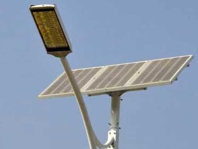 Волинське село витратило на ліхтарі з сонячними батареями 60 тис грн