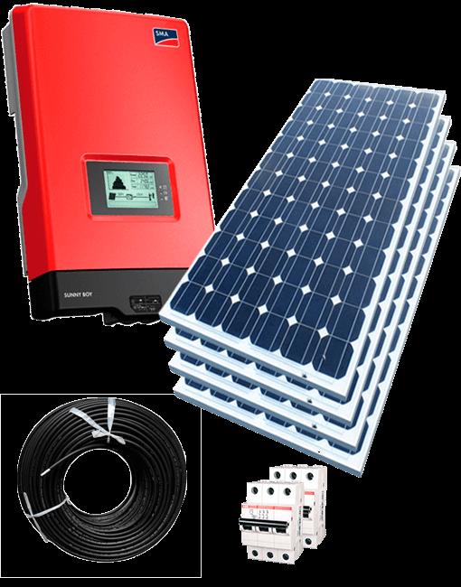 Мережева сонячна електростанція Рівне