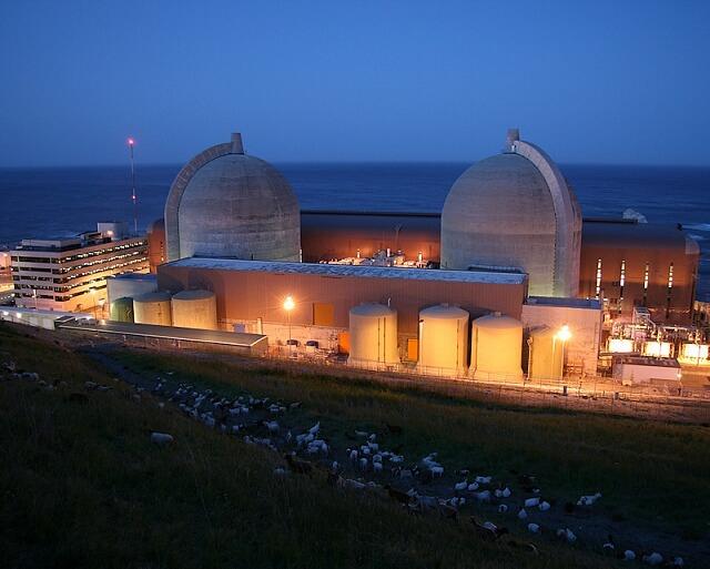 У Каліфорнії закриють останню атомну електростанцію