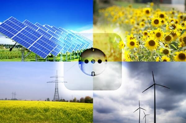 Україна. Відновлювальні джерела енергії