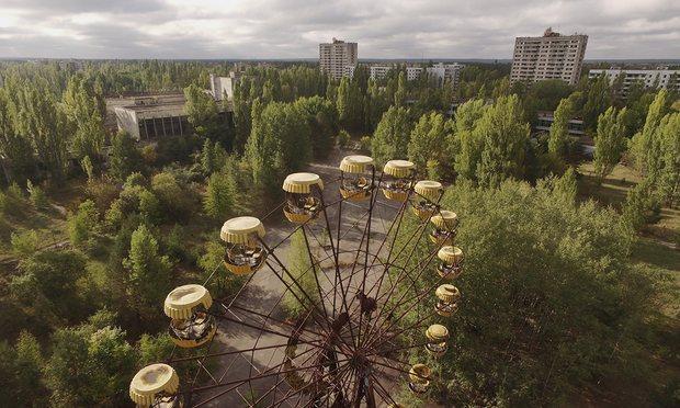 Чорнобиль може стати найбільшою в світі сонячною електростанцією