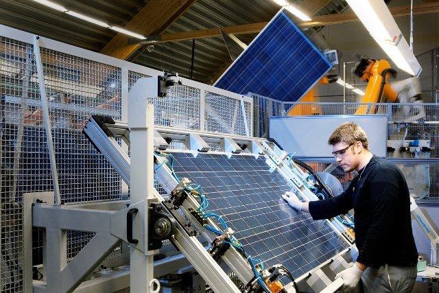 Херсон готується до розміщення заводу з виробництва обладнання для сонячної енергетики
