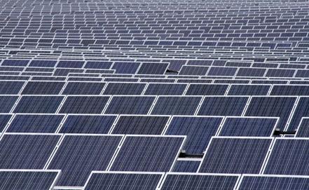 Китайські інвестиції в сонячну енергетику України