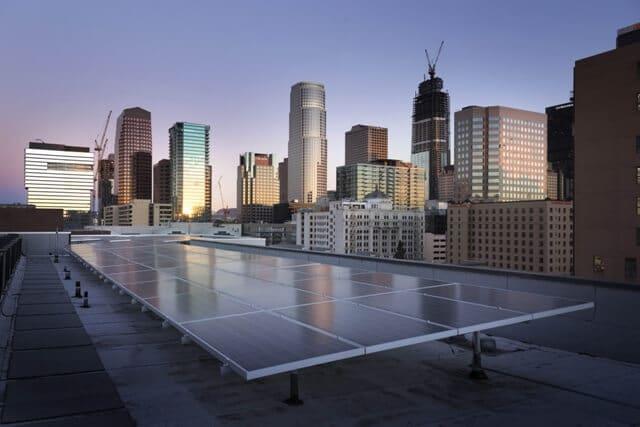 «Зелена» багатоповерхівка в США дозволяє мешканцям економити на електриці до 100$ в місяць