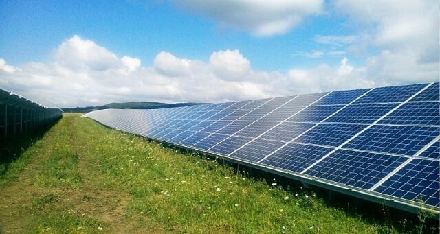 На Франківщині завершили будівництво сонячної електростанції потужністю 4,126 МВт