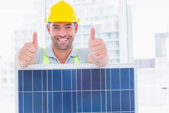 Експлуатація та обслуговування сонячних панелей
