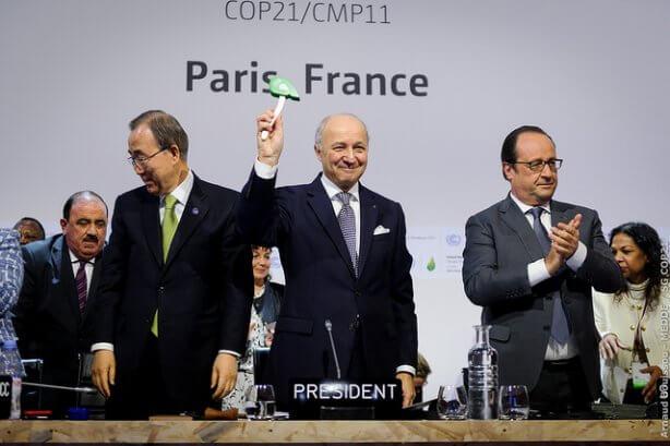 Паризька угода та можливості для України