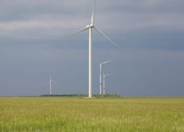 Перший український вітропарк отримав «бонус» до «зеленого» тарифу