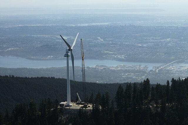 У Карпатах збудують вітроелектростанцію потужністю 20,7 МВт за кошти ЄБРР