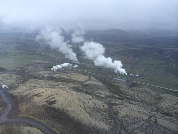 Ісландія перейшла на поновлювані джерела енергії