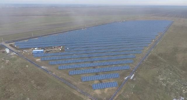 На Миколаївщині збудували сонячну електростанцію потужністю 3,5 МВт