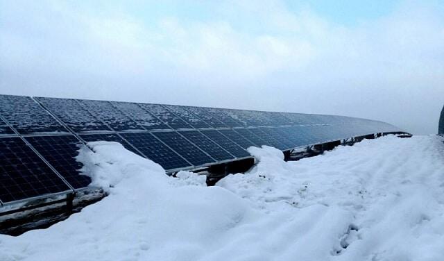 На Закарпатті ввели в експлуатацію нову сонячну електростанцію потужністю 3,5 МВт