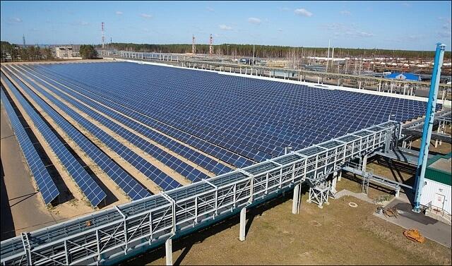 У Білорусі будують сонячну станцію потужністю 57,8 МВт