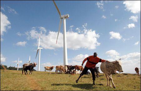 Українські компанії можуть поставляти продукцію для відновлювальної енергетики у Кенію
