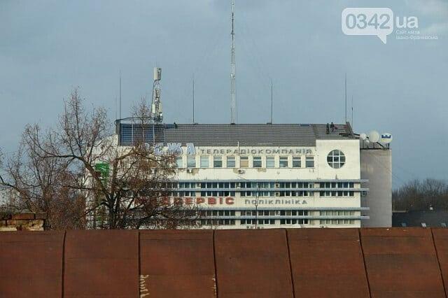 В Івано-Франківську здали в оренду дах адмінбудівлі для розміщення сонячних батарей