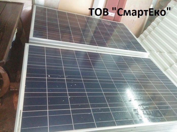 Сонячні панелі Рівне купити ціна