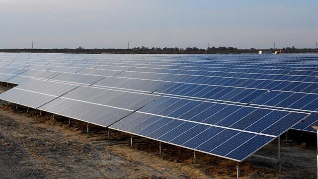 На Херсонщині готуються запустити сонячну електростанцію потужністю 5,9 МВт