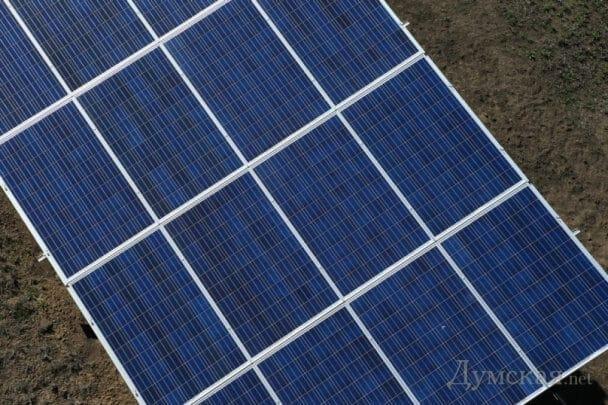 На Одещині планують побудувати на військовому полігоні сонячну станцію потужністю 5 МВт