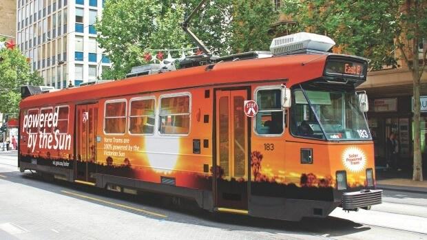 Найбільша трамвайна мережа у світі перейде на сонячну енергію